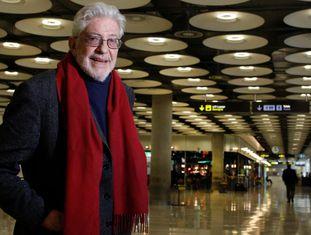 O diretor italiano Ettore Scola em Madri em 2009.