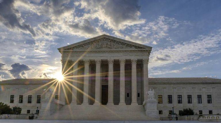 A sede da Suprema Corte dos EUA, em Washington.