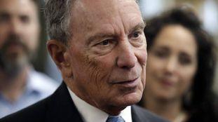 O empresário Michael Bloomberg, ex-prefeito de Nova York.