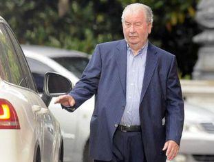 O dirigente da AFA, Julio Grondona.
