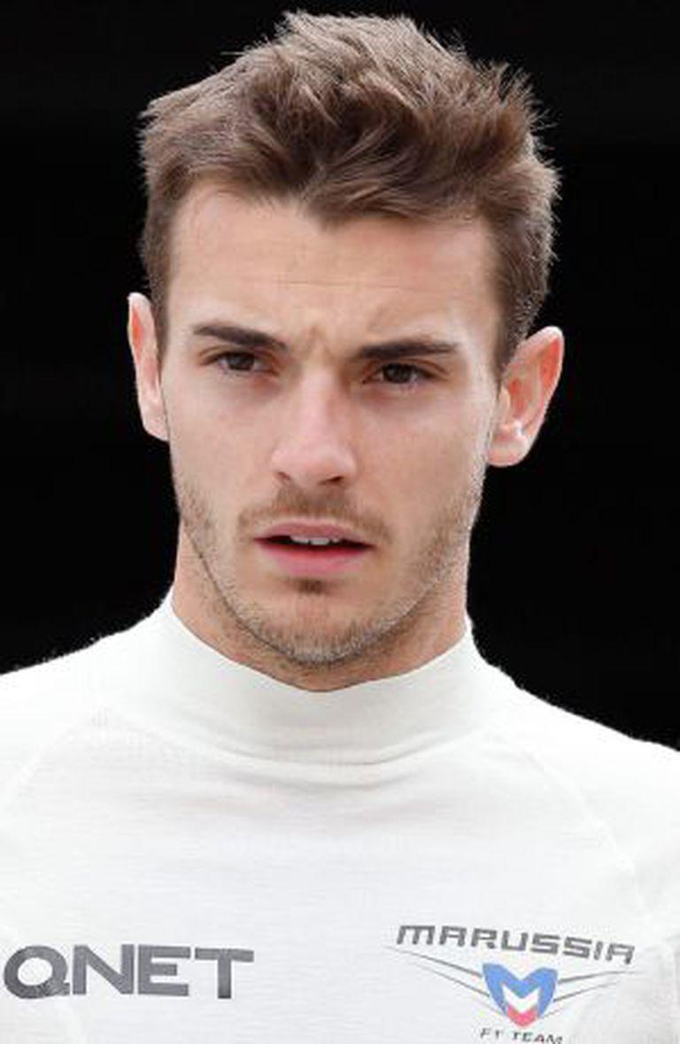 Jules Bianchi, piloto da Marussia.
