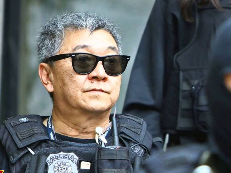 Newton Ishii, o 'japonês da Federal'.