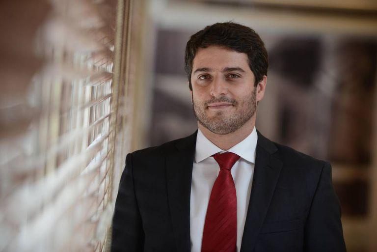 Michael Mohallem, na FGV-RJ