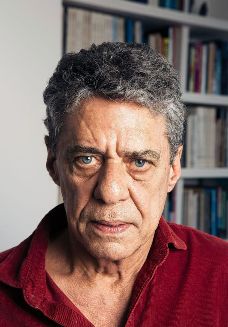 O cantor e escritor Chico Buarque.