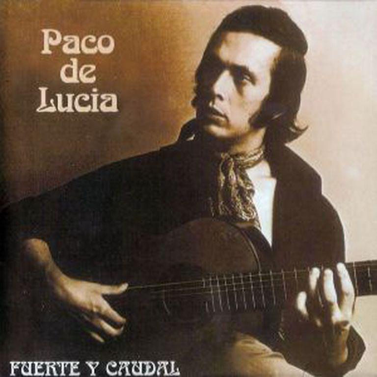 Capa de 'Fuente y caudal' de 1973.