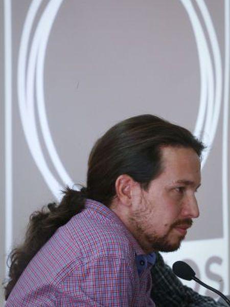 Pablo Iglesias, em junho de 2014