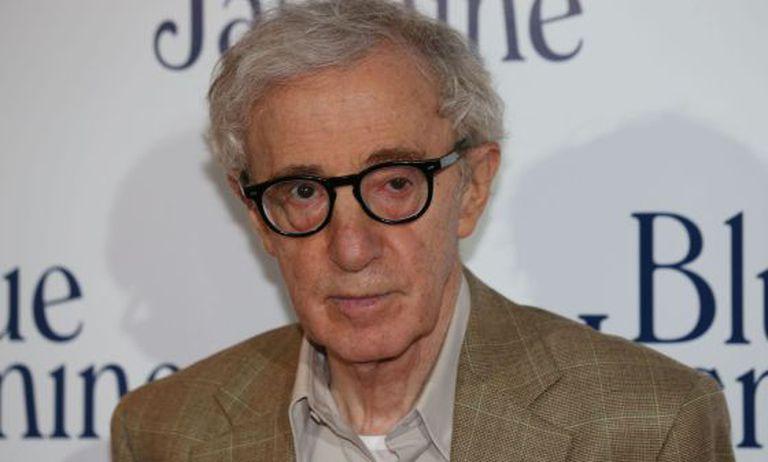 Woody Allen, no último mês de agosto em Paris.
