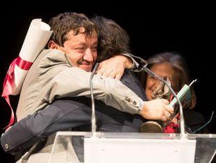 Xosé Hermida, diretor do EL PAÍS no Brasil, recebe na Espanha o Prêmio José Couso à Liberdade de Expressão