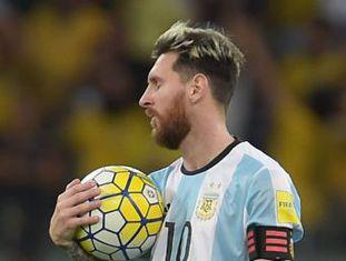 O capitão da Argentina faz autocrítica coletiva depois do golpe sofrido por sua seleção contra o Brasil de Neymar
