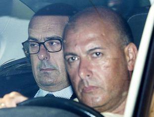 O líder do Partido Democrático, Nicola Zingaretti, chega às negociações com o Movimento 5 Estrelas na segunda-feira.