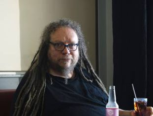 Jaron Lanier, durante a entrevista em Berkeley