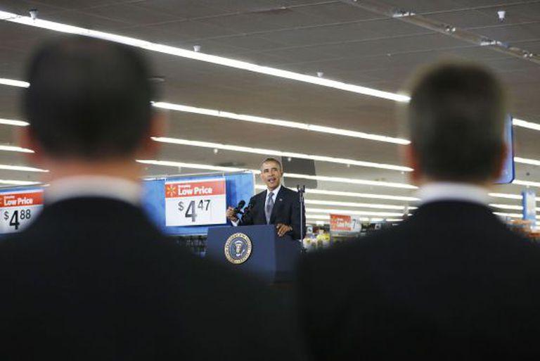 Obama falou sobre o uso eficiente da energia.