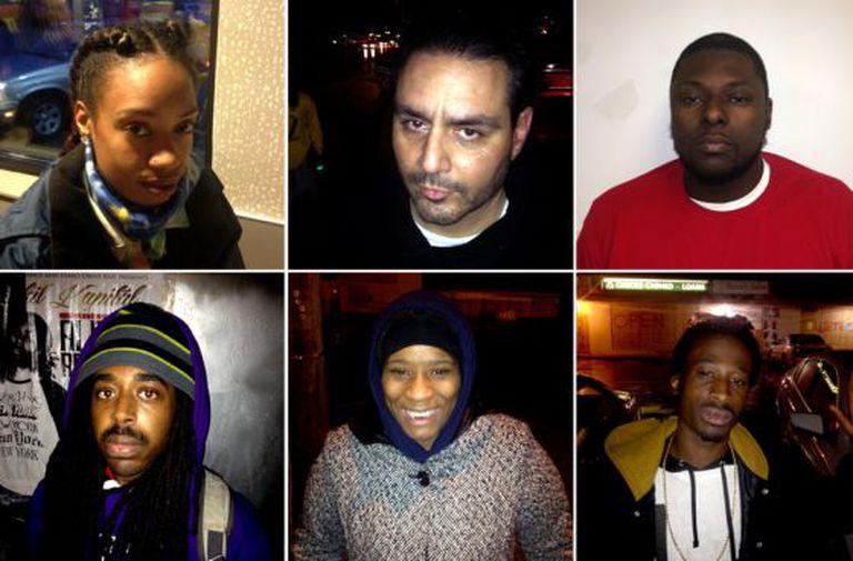 As vozes de Ferguson: Pessoas que se identificam com Michael Brown e que encabeçam os protestos na cidade do Missouri.
