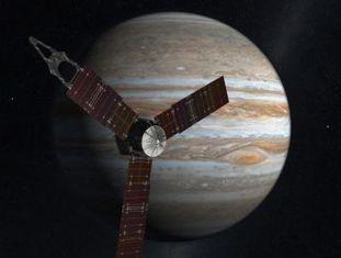 Nave não tripulada da NASA já orbita o maior planeta do Sistema Solar