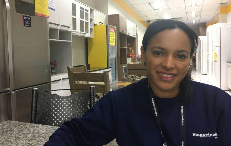 Simone Moreira Barbosa trabalhou como intermitente durante alguns meses.