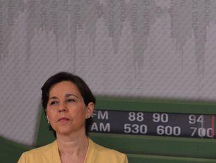 A ex-ministra Tereza Campello.