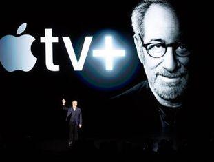Em um evento inédito em sua história, empresa mostra que seu futuro são os serviços, com uma grande aposta audiovisual para competir contra a Netflix e a Amazon