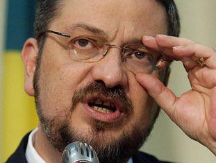 O ex-ministro Antônio Palocci