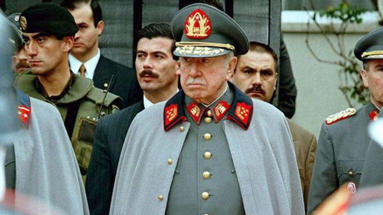 O general Augusto Pinochet