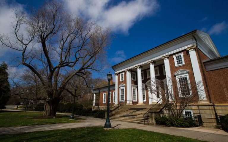Sede da Universidade de Virgínia.