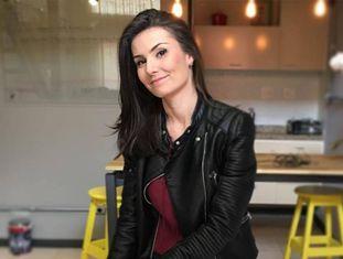 A jornalista Nathalia Arcuri, do Me Poupe!