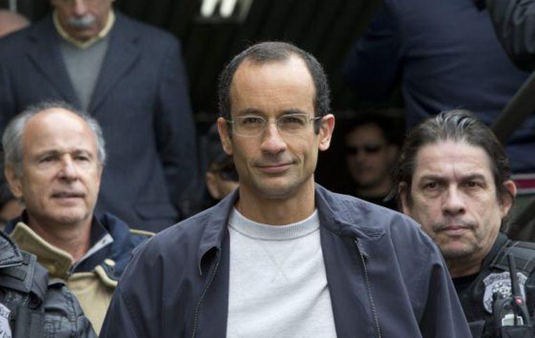 Marcelo Odebrecht, presidente da Odebrecht.