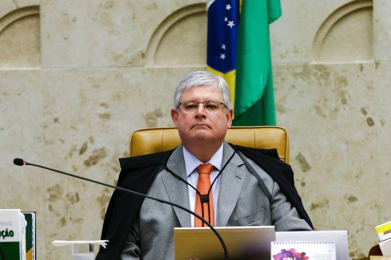 O procurador-geral da República, Rodrigo Janot.