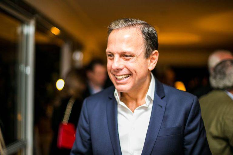 O pré-candidato João Doria Jr.