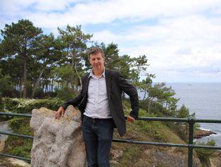 Luis de Lecea participou nessa semana dos cursos de verão da UIMP em Santander, Espanha