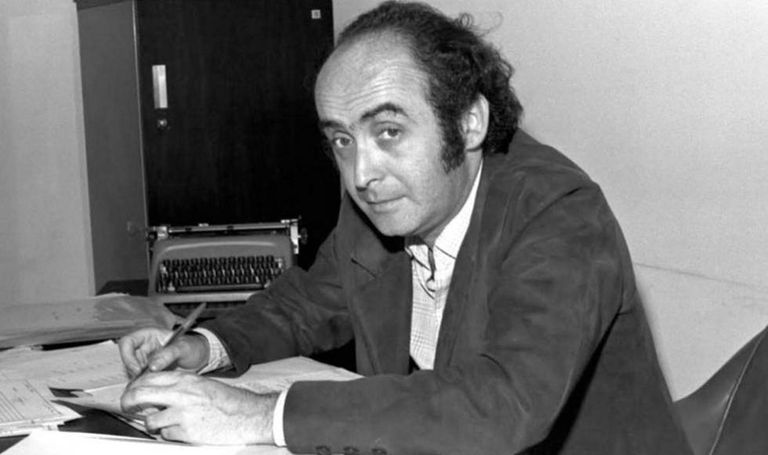 Jornalista Vladimir Herzog, assassinado pela ditadura militar.