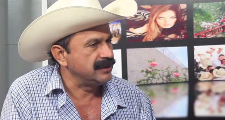 Hilario Ramírez Villanueva em uma imagem do Youtube.