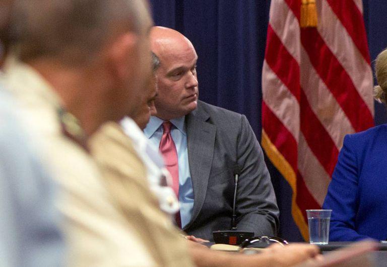 Matthew Whitaker, o promotor geral interino dos Estados Unidos.