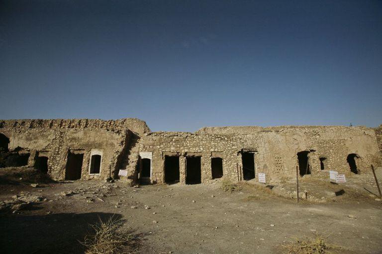 O convento de Santo Elias, em Mossul, em uma fotografia tomada em 7 de novembro de 2008.