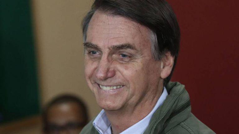 Jair Bosonaro vota no Rio de Janeiro neste domingo, 28