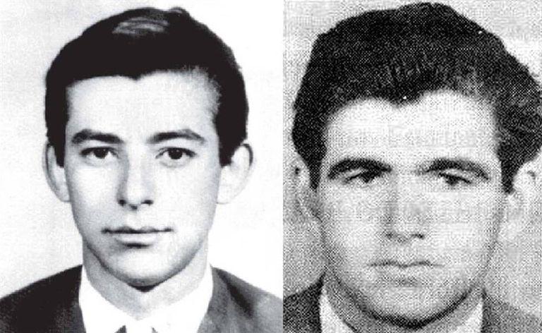 Os irmãos Dimas e Dênis Casemiro, ambos mortos pela ditadura .