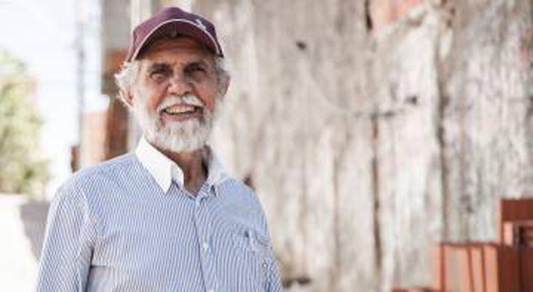 Airton Barreto, que critica a ausência do Estado no Pirambu.
