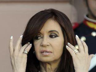 Cristina Kirchner, em imagem feita em 2011.