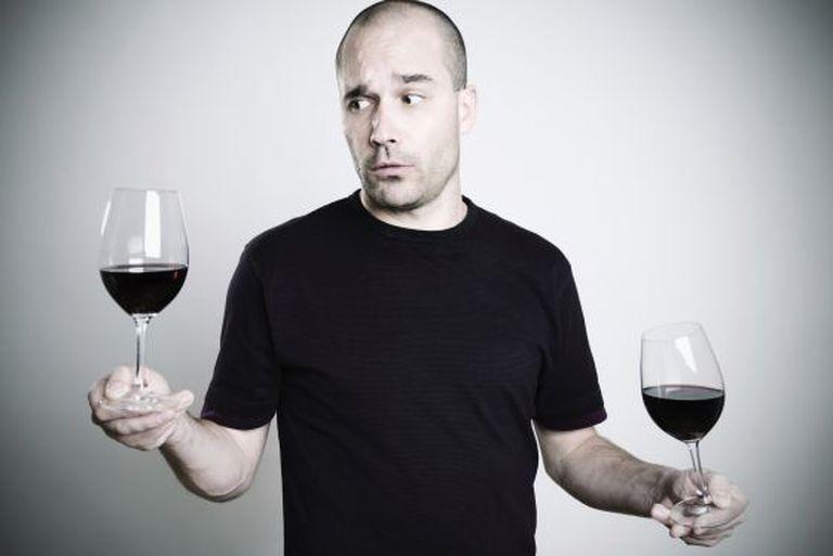 Calma, um reserva não é obrigatoriamente melhor que um vinho jovem nem o de garrafão necessariamente horrível.