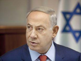 Netanyahu, no domingo em Jerusalém.