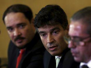 Os três promotores que pediram a prisão de Lula.
