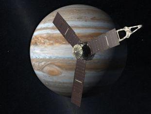 Nave 'Juno' prepara sua chegada a Júpiter, um dos momentos mais críticos da primeira missão a orbitar o gigante gasoso em mais de uma década