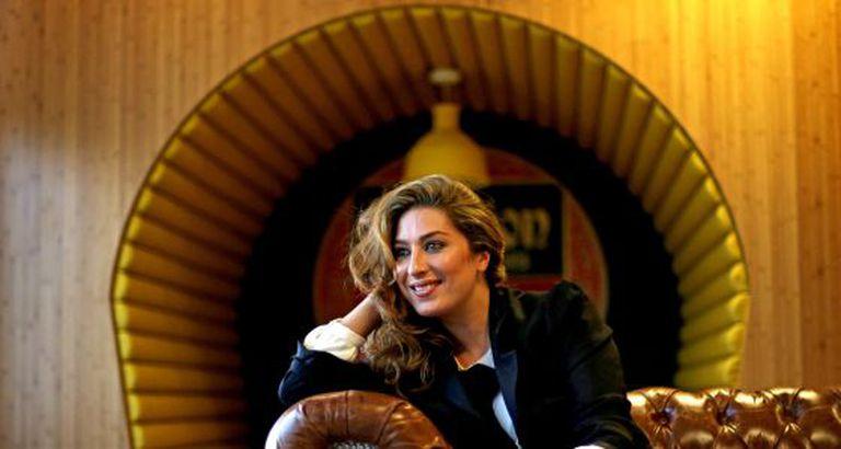 Estrella Morente, cantora flamenca.