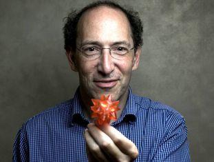 O físico Conrad Wolfram.