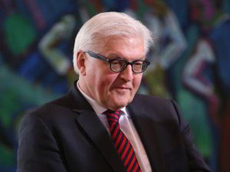 Frank-Walter Steinmeier, ministro de Exteriores da Alemanha.