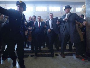 Al Pacino e Robert de Niro em 'O Irlandês', filme de Martin Scorsese produzido pela Netflix.