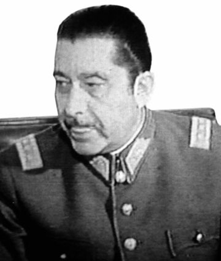 Sergio Arellano Stark, líder da 'caravana da morte'.