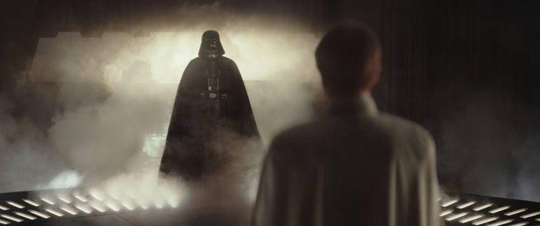 Darth Vader, em 'Rogue One'.