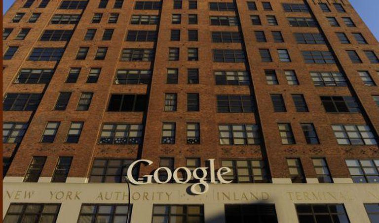Sede de Google em Nova York.