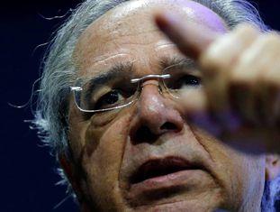 Paulo Guedes, ministro da economia.