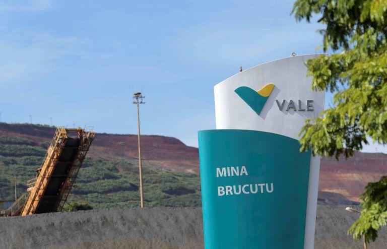 Mina Brucutu, em São Gonçalo do Rio Abaixo.